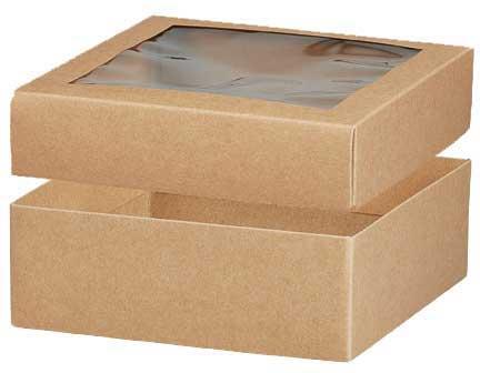 Pvc Trapezoid Clear Boxes 2 3 4