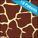 Animal Patterns Patterned Tissue Paper - 20
