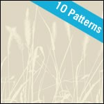 Nature Patterned Tissue Paper - 20