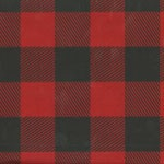 5A648898 - Red Lumberjack Plaid Tissue Paper 20
