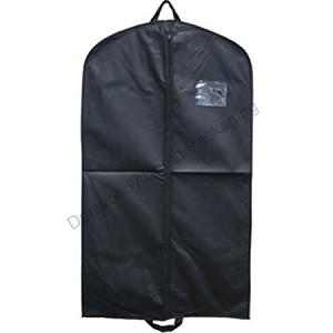 "42"" Black Fabtex Zipper Suit Bags"