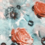 5A648844 - Floral Scatter Pattern Tissue Paper 20