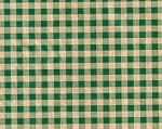 5A648810 - Green Gingham Tissue Paper 20