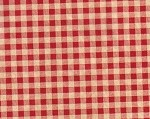 5A648805 - Red Gingham Tissue Paper 20