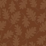 5A648892 - Brown Oak Leaves Tissue Paper 20
