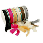 Stretch Grosgrain Ribbon - 5/8