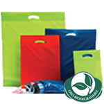 Oxo Biodegradable Poly Bags - B Colours - Large