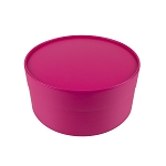 3A615232 - Fabulous Fuschia Extra Large Round Rigid Boxes 9