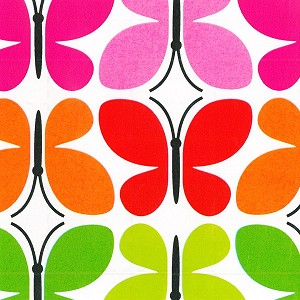 "24""x833ft Roll - 6322 Butterfly Reflections Gift Wrap"