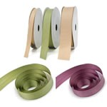 Cotton Twill Ribbon - 3/4