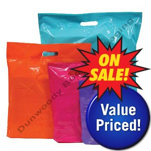 Value Priced Boutique Bags - B Colours - Small *SALE*