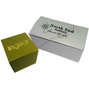 Custom Printed Pop-Up Style Giftware Boxes
