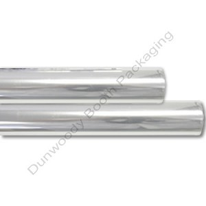 "Clear Cellophane Rolls - 40"" x 300 ft."