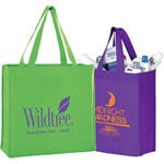 Custom Printed Non-Woven Cloth Bags - Value Priced Series