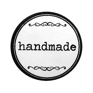 Handmade labels - per 200