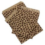 Paper Accessory Bags - Leopard - 5