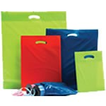 Regular Poly Boutique Bags - B Colours - Small