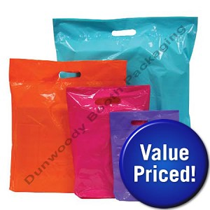 Value Priced Boutique Bags - B Colours - Small