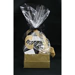 Cellophane Basket Bags - Clear - 20