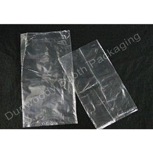 "Clear Poly Bags - 7""x12"""