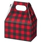 3A668172 - Buffalo Check Mini Gable Boxes - 4