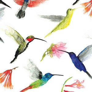 "5A648906 - Hummingbirds Tissue Paper 20"" x 30"" (OUT OF STOCK)"